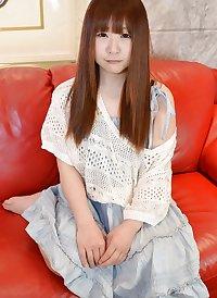 Beautiful japanese teen - Gachinco Megu 2