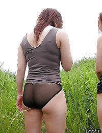 Japanese amateur outdoor 074