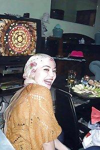 Boyle Turbanlilar gormediniz Hijab kapali Turkish Arab 3