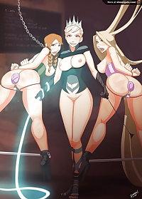 Anime Hentai Furrys