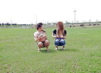 outdoor Japanese amateur