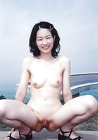 Japanese amateur outdoor 024