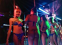 Beautiful Bangkok Ladyboys
