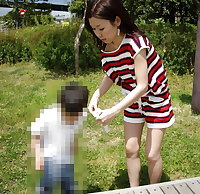 Japanese milf exposed part 1