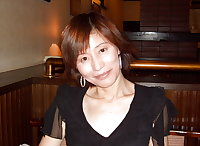 Really Beautiful and Lovely Japanese middle aged woman