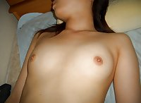 Asian amateur girl hard sex at home
