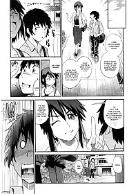 (HENTAI Comic) AREA-B  (B-Chiku)
