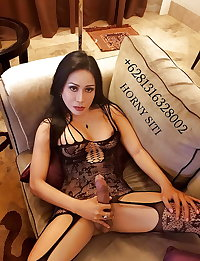 Asian ladyboys with sexy cocks