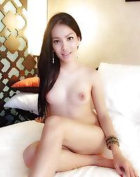 Asian ladyboys with sexy cocks