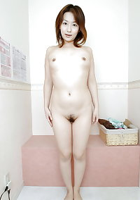 185 Japanese amateur girls nude undressed