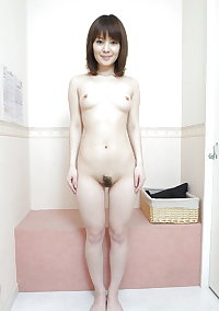 185 Japanese amateur girls nude undressed