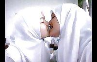 Boyle Turbanlilar gormediniz Hijab kapali Turkish Arab 2