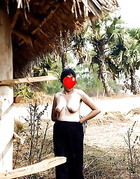 Mixed desi outdoor nudes