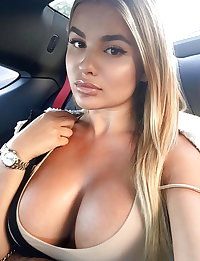 Bimbos, Asian, Caucasian and other Big Tits Fetishes 5