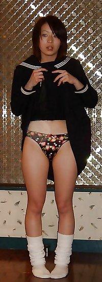 Japanese JK Panty