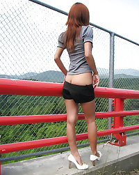 Japanese amateur outdoor 107