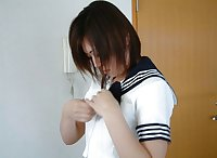 Amateur japanese wife Aki 5