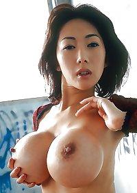 Just Big Boobs and Big Tits Asians - Part 01