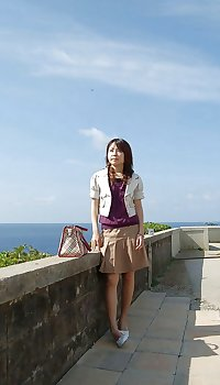 Japanese amateur outdoor 047