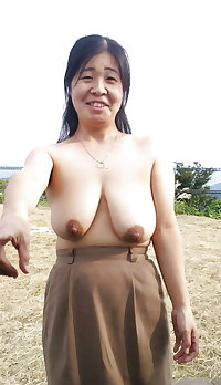 Floppy Saggy Puffy Nipples Asian 2