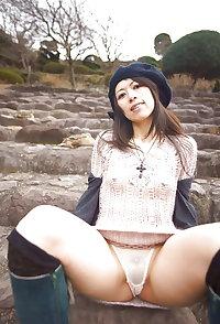 Japanese amateur outdoor 259