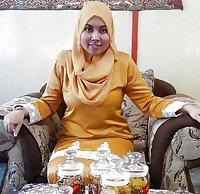 malay-wanita bertudung body sedap