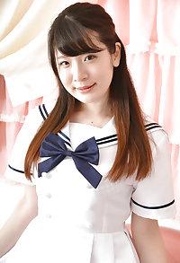 Japanese cute girl pantie shots (Aoki) 31