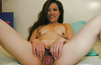 Asian Mature Pussy Mix 2