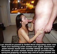 Asian Girls White Men