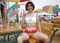 Japanese Girl Public Nudity 10