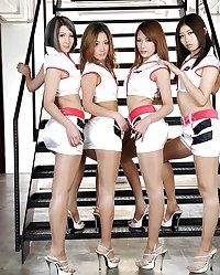 Nami Itoshino - Erotic Japanese Girls