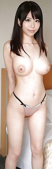 April Asian Panties