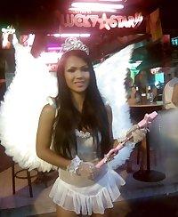 Bangkok Ladyboy Emmy aka Amy