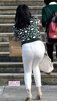 candid bbw butts ass tights