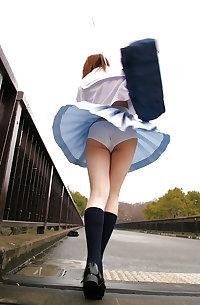 Japanese Girl Upskirts 03