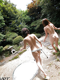 Japanese amateur outdoor 090
