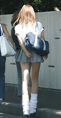 Schooluniforms and Schoolgirls