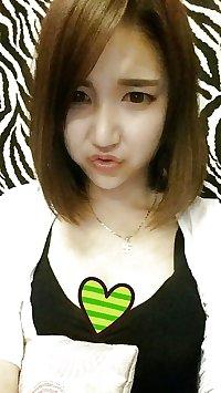 Dopey faced korean trash