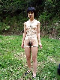 Japanese amateur outdoor 132