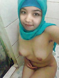 nude hijab girls from malaysia and indonesia