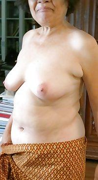 Damn Sexy Asian Granny