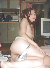 Japanese milf exposed