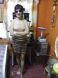 Sexy Asian Granny