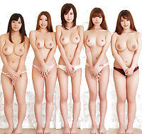 Japanese woman funny mix 38