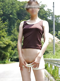 Japanese amateur outdoor 286
