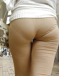 Asian Panty Ass 2