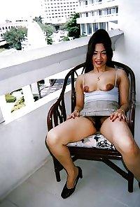 Big Thai tit slut