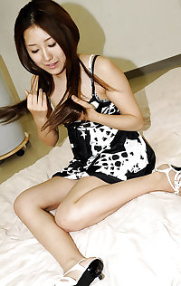 Japanese girl black gangbang creampie