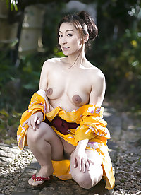 Floppy Saggy Puffy Nipples Asian