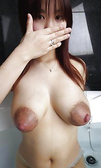Sexy Asian Nipples